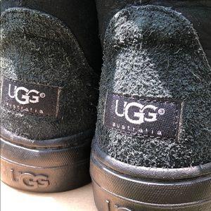 UGG Shoes - Ugg ultra short women's black boots